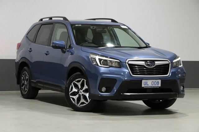 Used Subaru Forester MY18 2.5I-S, 2018 Subaru Forester MY18 2.5I-S Horizon Blue Continuous Variable Wagon