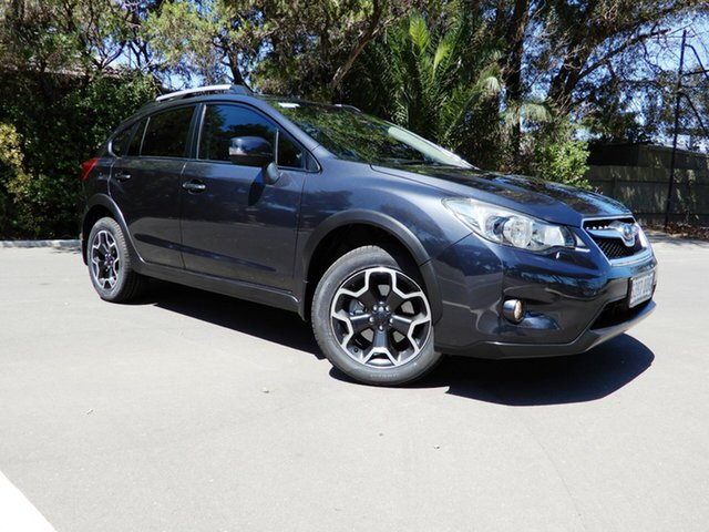 Used Subaru XV G4X MY14 2.0i-S Lineartronic AWD, 2014 Subaru XV G4X MY14 2.0i-S Lineartronic AWD Dark Grey 6 Speed Constant Variable Wagon