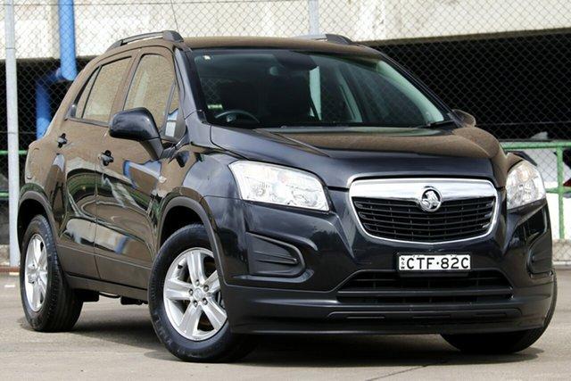 Used Holden Trax TJ LS, 2014 Holden Trax TJ LS Black Automatic Wagon