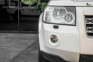 2010 Land Rover Freelander 2 LF 10MY Si6 SE White 6 Speed Sports Automatic Wagon.