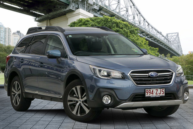 Demo Subaru Outback B6A MY19 3.6R CVT AWD, 2019 Subaru Outback B6A MY19 3.6R CVT AWD Storm Grey 6 Speed Wagon