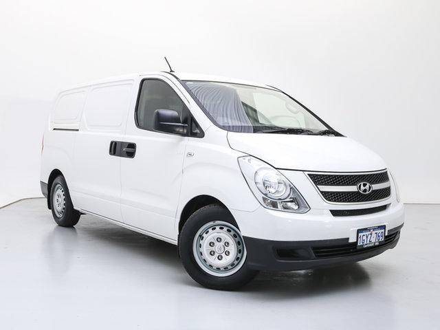 Used Hyundai iLOAD TQ MY15 , 2015 Hyundai iLOAD TQ MY15 White 5 Speed Automatic Van