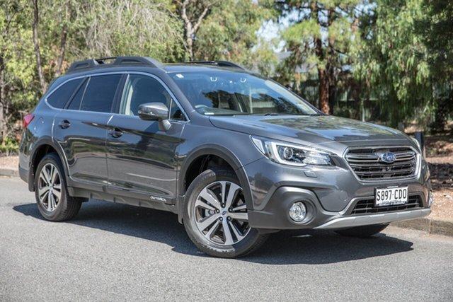 Demo Subaru Outback B6A MY19 2.5i CVT AWD Premium, 2019 Subaru Outback B6A MY19 2.5i CVT AWD Premium Magnetite Grey 7 Speed Automatic Wagon