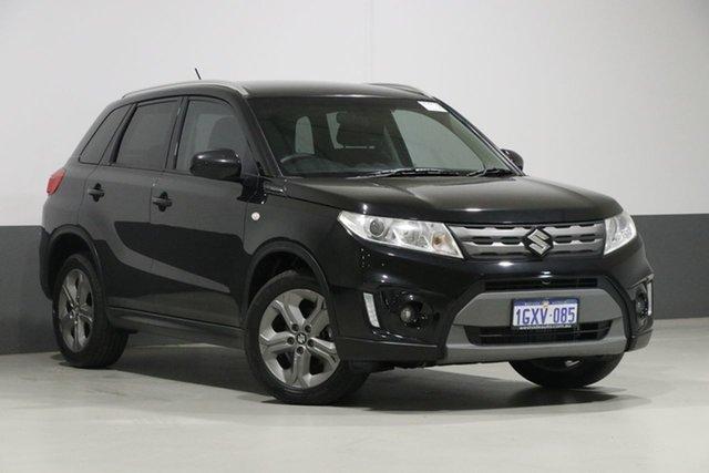 Used Suzuki Vitara LY RT-S, 2016 Suzuki Vitara LY RT-S Black 6 Speed Automatic Wagon