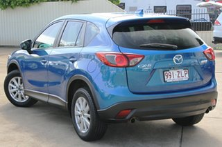 2012 Mazda CX-5 KE1071 Maxx SKYACTIV-Drive AWD Sport Blue 6 Speed Sports Automatic Wagon.