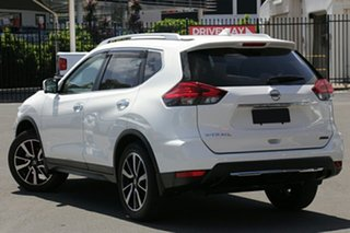2019 Nissan X-Trail T32 Series II N-TREK X-tronic 2WD Ivory Pearl 7 Speed Constant Variable Wagon.