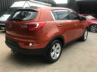 2013 Kia Sportage SL Series 2 SI (FWD) Orange 6 Speed Automatic Wagon
