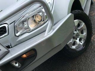 2015 Holden Colorado RG MY15 LTZ Crew Cab Silver 6 Speed Manual Utility