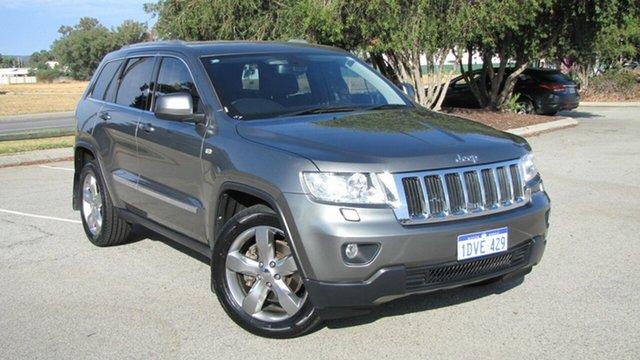 Used Jeep Grand Cherokee WK MY2013 Laredo, 2012 Jeep Grand Cherokee WK MY2013 Laredo Grey 5 Speed Sports Automatic Wagon