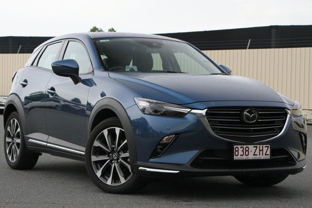Demo Mazda CX-3 DK2W7A Akari SKYACTIV-Drive FWD, CX-3 D 6AUTO AKARI PETROL FWD