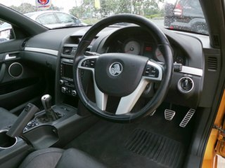 2010 Holden Commodore VE SS Orange 6 Speed Manual Utility