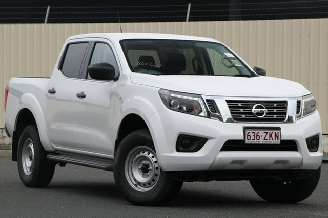 Demo Nissan Navara D23 S4 MY19 SL, 2019 Nissan Navara D23 S4 MY19 SL Polar White 6 Speed Manual Utility
