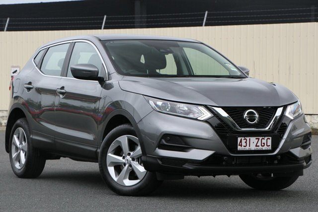 Demo Nissan Qashqai J11 Series 2 ST X-tronic, 2019 Nissan Qashqai J11 Series 2 ST X-tronic Gun Metallic 1 Speed Constant Variable Wagon