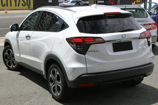 2019 Honda HR-V MY20 VTi-LX Platinum White 1 Speed Constant Variable Hatchback