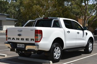 2019 Ford Ranger PX MkIII 2019.00MY XLT Pick-up Double Cab White 10 Speed Sports Automatic Utility.