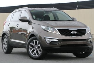 2015 Kia Sportage SL MY15 Si 2WD Premium Grey 6 Speed Sports Automatic Wagon.