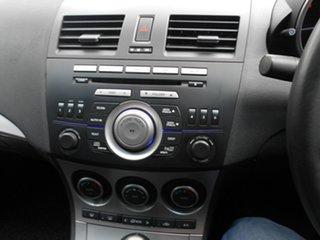 2010 Mazda 3 BL 10 Upgrade SP25 Red 5 Speed Automatic Sedan