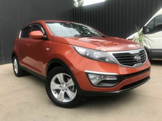 2013 Kia Sportage SL Series 2 SI (FWD) Orange 6 Speed Automatic Wagon.