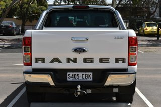 2019 Ford Ranger PX MkIII 2019.00MY XLT Pick-up Double Cab White 10 Speed Sports Automatic Utility
