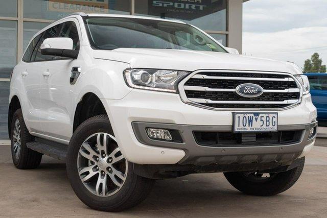 Used Ford Everest UA II 2019.00MY Trend RWD, 2019 Ford Everest UA II 2019.00MY Trend RWD 10 Speed Sports Automatic Wagon
