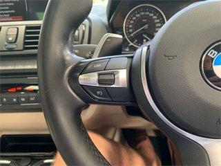 2014 BMW 2 Series F22 M235I Estoril Blue Sports Automatic Coupe
