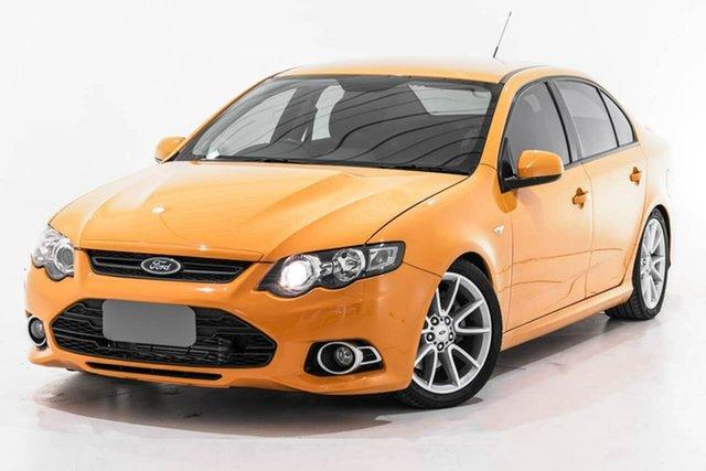 Used Ford Falcon FG MkII XR6, 2014 Ford Falcon FG MkII XR6 Orange 6 Speed Sports Automatic Sedan
