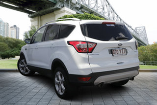 2019 Ford Escape ZG 2019.25MY Trend 2WD White 6 Speed Sports Automatic Wagon.