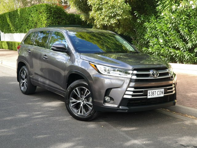 Used Toyota Kluger GSU50R GX 2WD, 2017 Toyota Kluger GSU50R GX 2WD Grey 8 Speed Sports Automatic Wagon