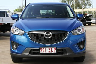 2012 Mazda CX-5 KE1071 Maxx SKYACTIV-Drive AWD Sport Blue 6 Speed Sports Automatic Wagon