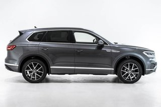 2019 Volkswagen Touareg CR MY19 190TDI Tiptronic 4MOTION Launch Edition Grey 8 Speed