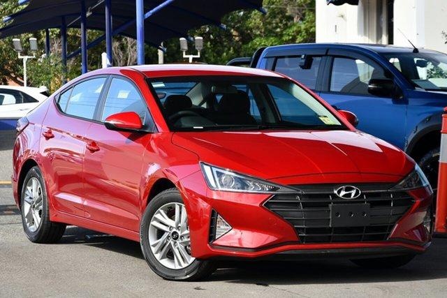 New Hyundai Elantra AD.2 MY20 Active, 2020 Hyundai Elantra AD.2 MY20 Active Fiery Red 6 Speed Sports Automatic Sedan