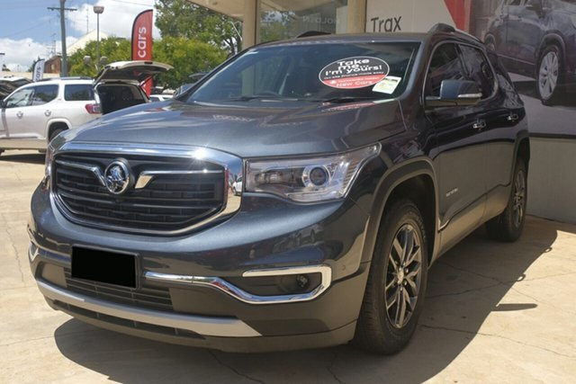 New Holden Acadia AC MY19 LTZ 2WD, 2019 Holden Acadia AC MY19 LTZ 2WD Dark Shadow Grey 9 Speed Sports Automatic Wagon