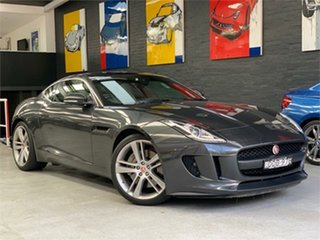 2016 Jaguar F-TYPE X152 Grey Sports Automatic Coupe.