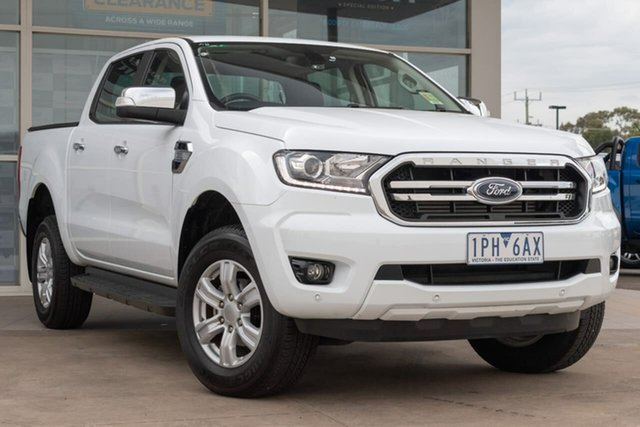 Used Ford Ranger PX MkIII 2019.00MY XLT Pick-up Double Cab 4x2 Hi-Rider, 2018 Ford Ranger PX MkIII 2019.00MY XLT Pick-up Double Cab 4x2 Hi-Rider 6 Speed Sports Automatic
