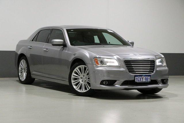 Used Chrysler 300 MY12 C Luxury, 2014 Chrysler 300 MY12 C Luxury Silver 8 Speed Automatic Sedan