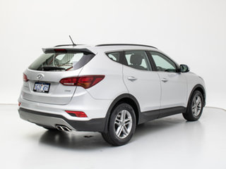 2017 Hyundai Santa Fe DM SER II (DM3) Update Active CRDi (4x4) Platinum Silver Metallic 6 Speed