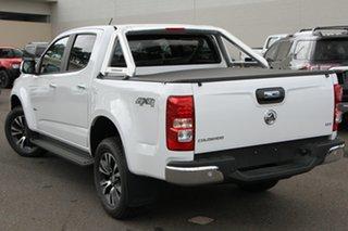 2019 Holden Colorado RG MY20 LTZ Pickup Crew Cab White 6 Speed Sports Automatic Utility.
