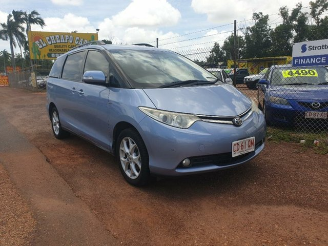 Used Toyota Tarago  , 2008 Toyota Tarago Blue 4 Speed Automatic Wagon