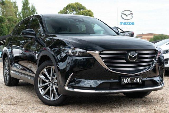 Used Mazda CX-9 TC Azami SKYACTIV-Drive, 2016 Mazda CX-9 TC Azami SKYACTIV-Drive Black 6 Speed Sports Automatic Wagon