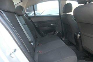 2015 Holden Cruze JH MY15 Equipe Silver 6 Speed Automatic Sedan