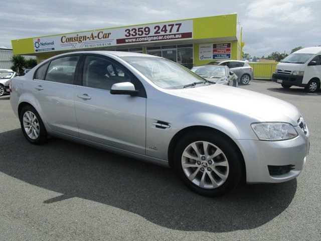 Used Holden Berlina VE II , 2010 Holden Berlina VE II Silver 6 Speed Sports Automatic Sedan