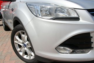 2014 Ford Kuga TF Trend PwrShift AWD Silver 6 Speed Sports Automatic Dual Clutch Wagon.