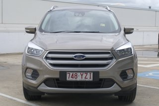 2019 Ford Escape ZG 2019.25MY Trend AWD Silver 6 Speed Sports Automatic Wagon
