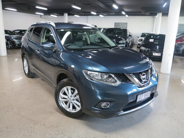 Used Nissan X-Trail T32 ST-L X-tronic 2WD, 2014 Nissan X-Trail T32 ST-L X-tronic 2WD Blue 7 Speed Constant Variable Wagon