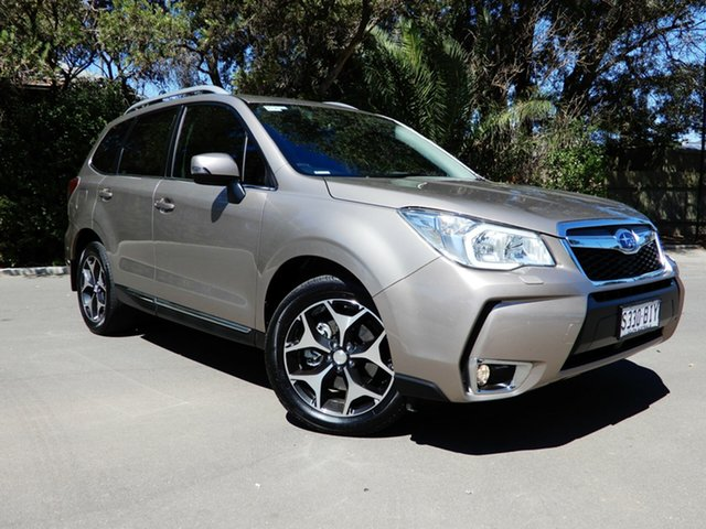 Used Subaru Forester S4 MY15 XT CVT AWD Premium, 2015 Subaru Forester S4 MY15 XT CVT AWD Premium Bronze 8 Speed Constant Variable Wagon
