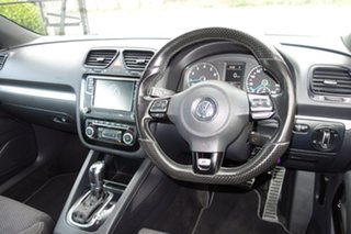 2011 Volkswagen Scirocco 1S MY12 R Coupe DSG Blue 6 Speed Sports Automatic Dual Clutch Hatchback