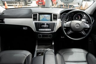 2014 Mercedes-Benz M-Class W166 MY805 ML250 BlueTEC 7G-Tronic + Grey 7 Speed Sports Automatic Wagon