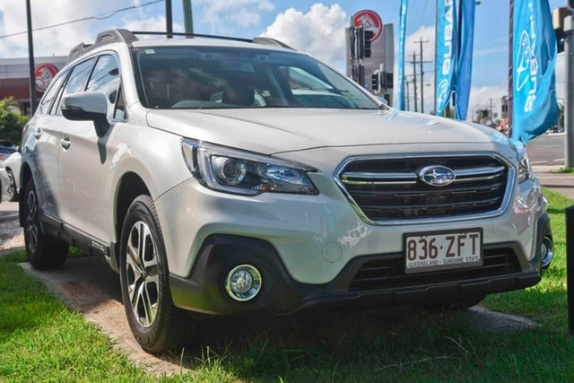 Demo Subaru Outback B6A MY19 2.0D CVT AWD, 2019 Subaru Outback B6A MY19 2.0D CVT AWD 1x 7 Speed Wagon
