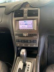 2002 Ford Fairmont BA Ghia Grey 4 Speed Auto Seq Sportshift Sedan