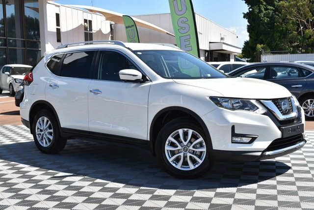Used Nissan X-Trail T32 Series II ST-L X-tronic 2WD, 2019 Nissan X-Trail T32 Series II ST-L X-tronic 2WD Ivory Pearl 7 Speed Constant Variable Wagon